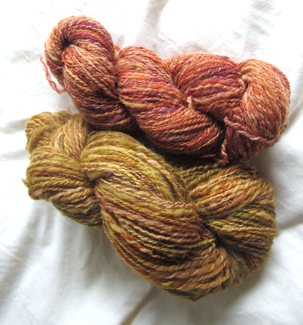 Homespun  fleece from Rita